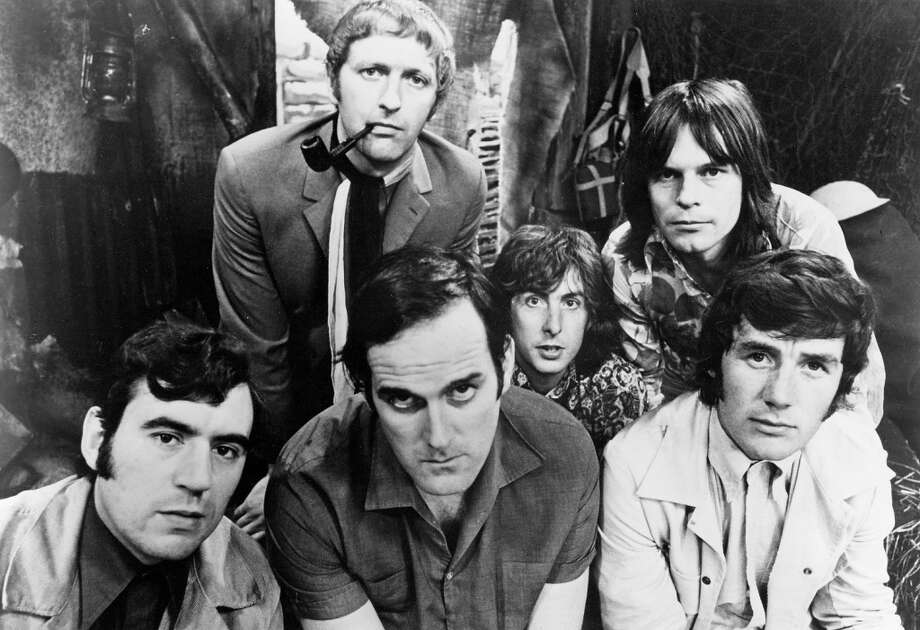 1970: Monty Python. Photo: Michael Ochs Archives