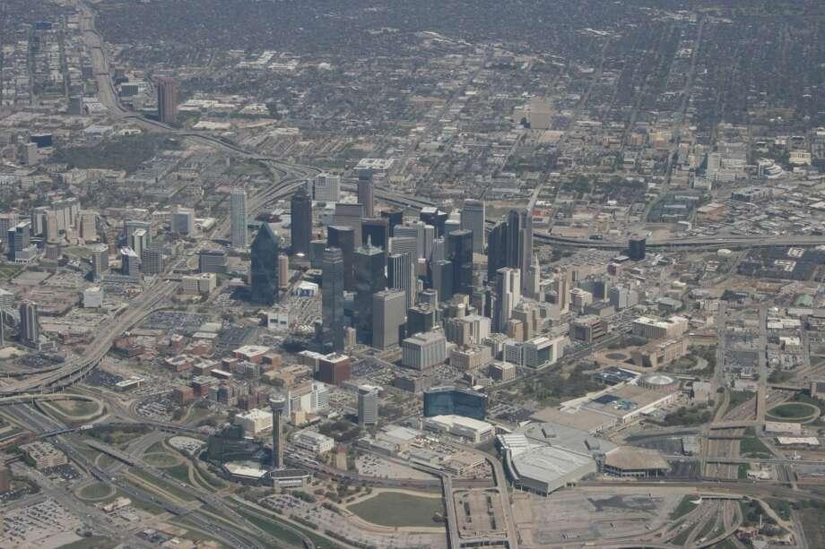 13. Dallas, up 0.3 percent. Photo: Bill Montgomery, Houston Chronicle