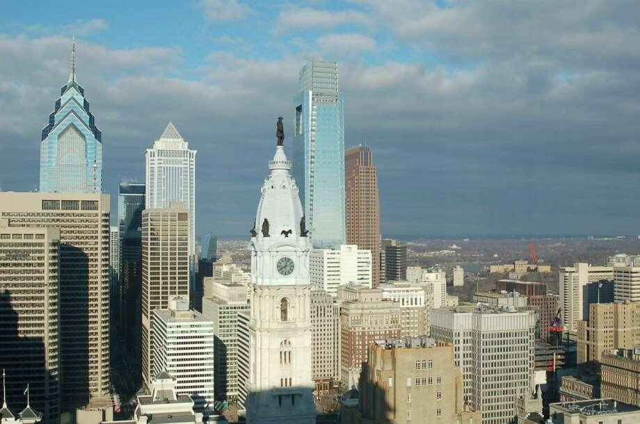 7 (tie). Philadelphia, up 0.9 percent. Photo: Post Photo/David W. Keyes