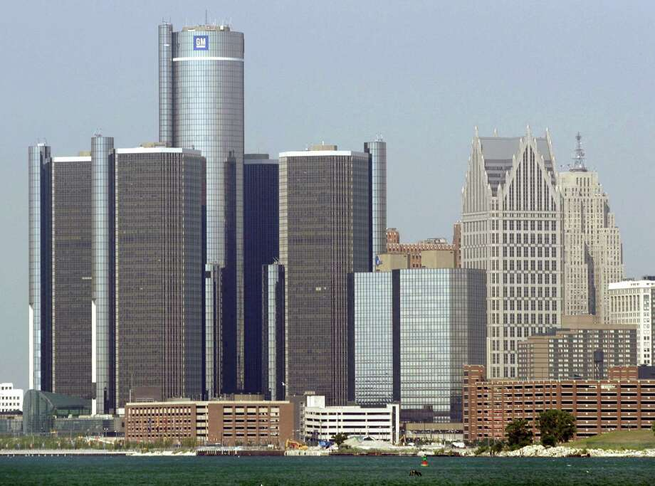 7 (tie). Detroit, up 0.9 percent. Photo: Bill Pugliano, Getty / 2006 Getty Images