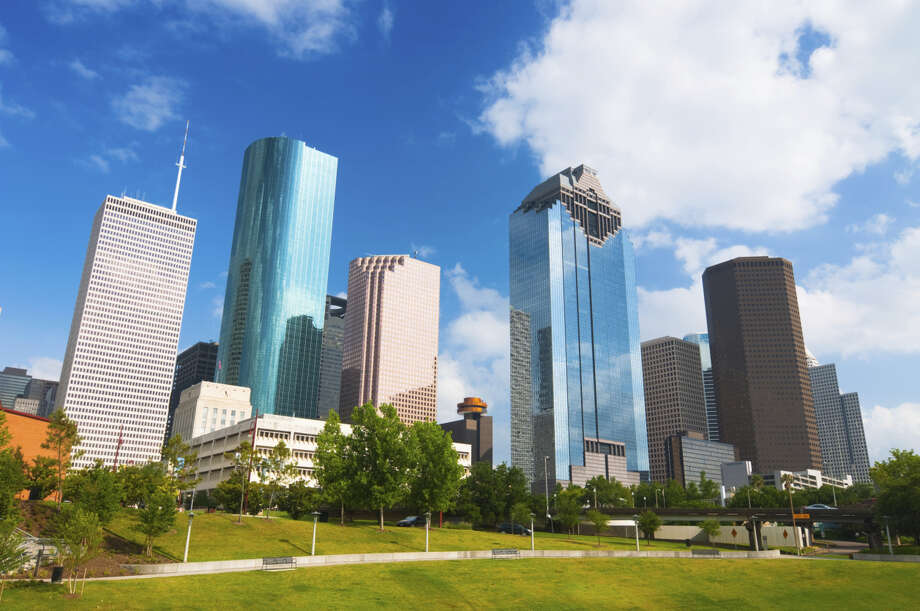6. Houston, up 1.1 percent. Photo: David Liu, Getty Images / (c) David Liu