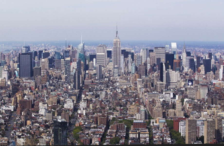5. New York, up 1.2 percent. Photo: POOL, Getty Images / 2012 AFP