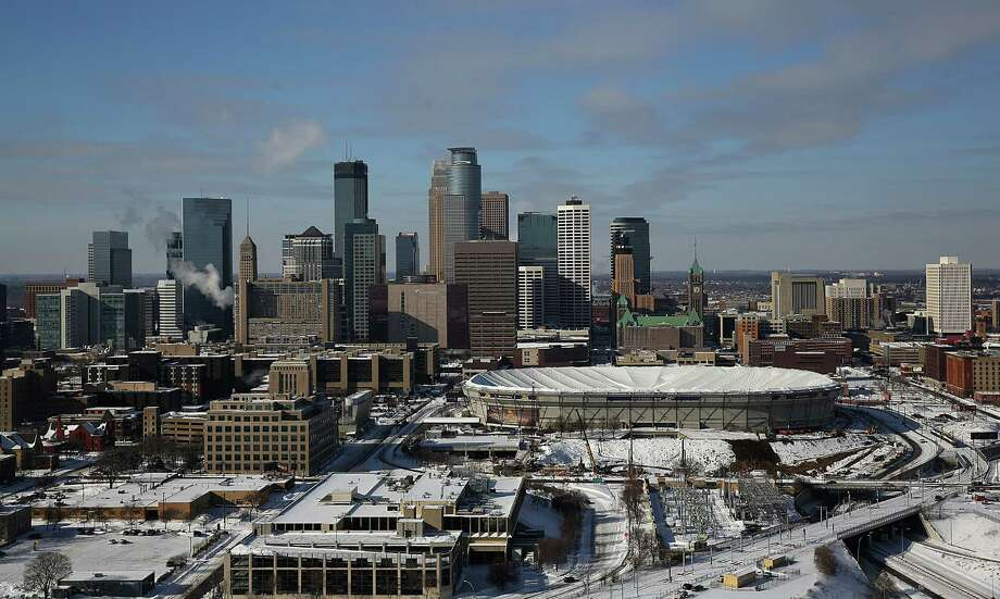 1. Minneapolis, up 1.9 percent. Photo: Jim Gehrz, Ap Photo / The Star Tribune