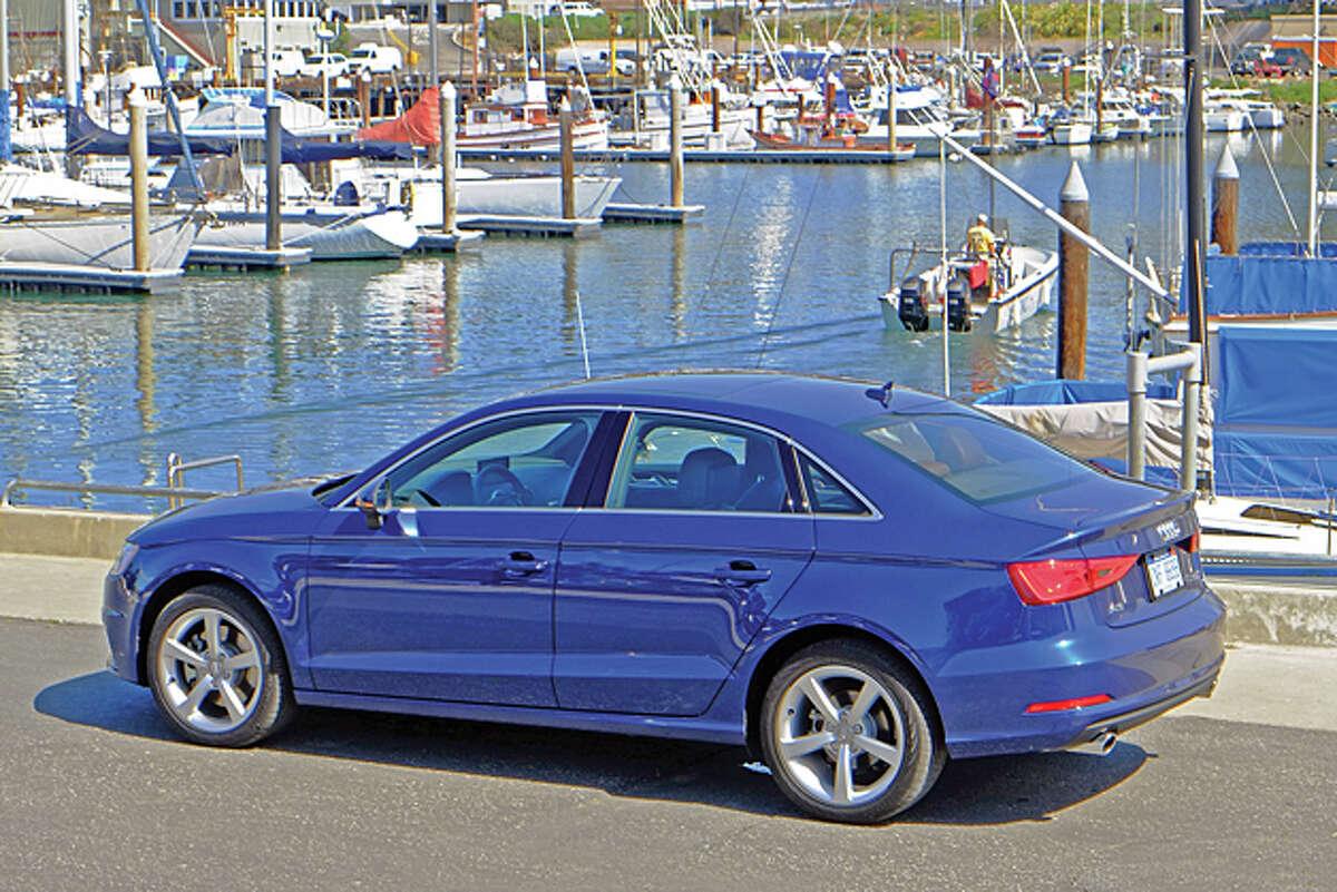 2015 Audi A3 quattro (photo courtesy Audi)