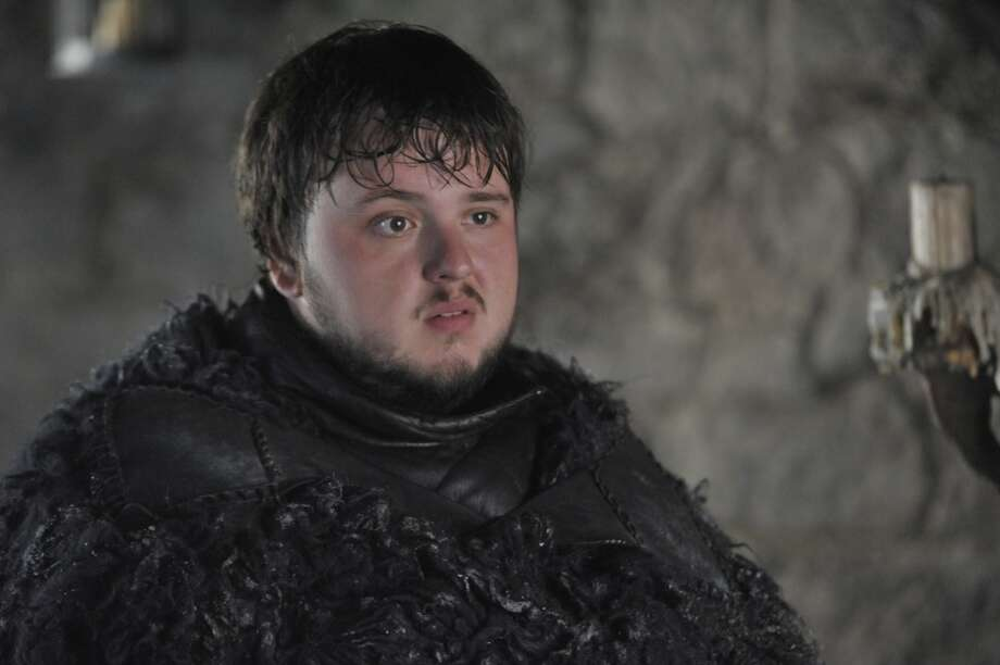 John Bradley (aka: John Bradley-West) plays Samwell Tarly in 'Game of Thrones.'