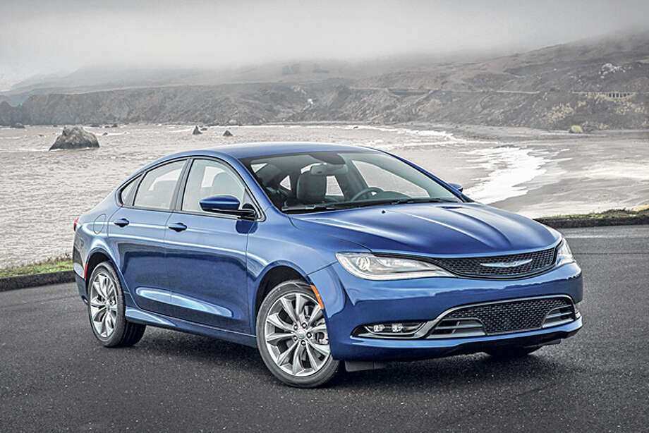 2015 Chrysler 200A 2.4L four-cylinder engine provides up to 36 highway mpg, with a nine-speed automatic transmission and advanced safety features. Photo: A.J. Mueller