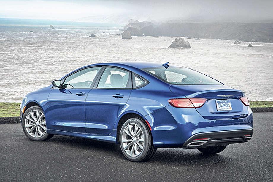 3. 2015 Chrysler 200MSRP: Starting at $21,700Source: AutoTrader Photo: A.J. Mueller