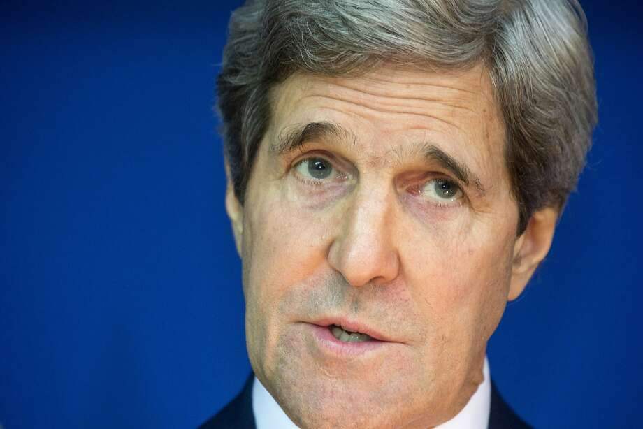 Secretary of State John Kerry says the U.S. must re-evaluate its Mideast approach to peacemaking. Photo: Jacquelyn Martin, Associated Press