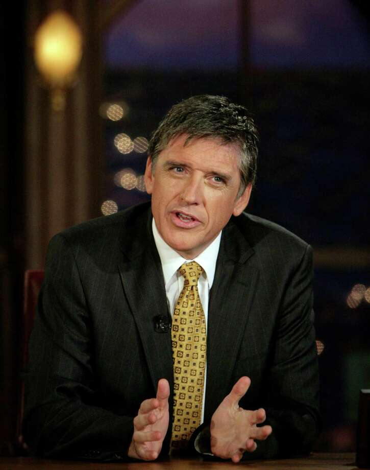 "Craig Ferguson is the host of CBS' ""The Late Late Show."" Photo: Ric Francis, STF / AP"