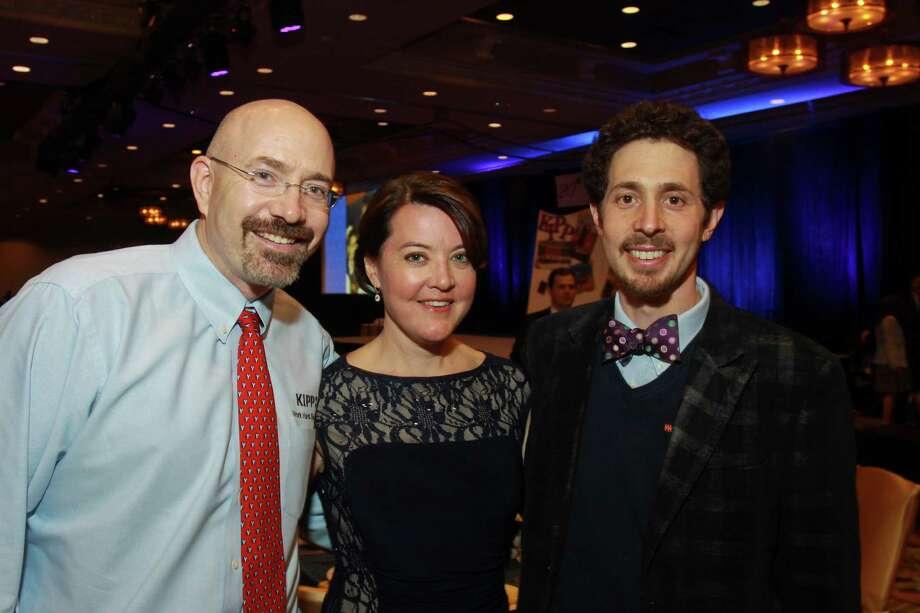 Mike Feinberg, from left, Colleen Dippel and Dave Levin Photo: Gary Fountain, Freelance / Copyright 2014 by Gary Fountain