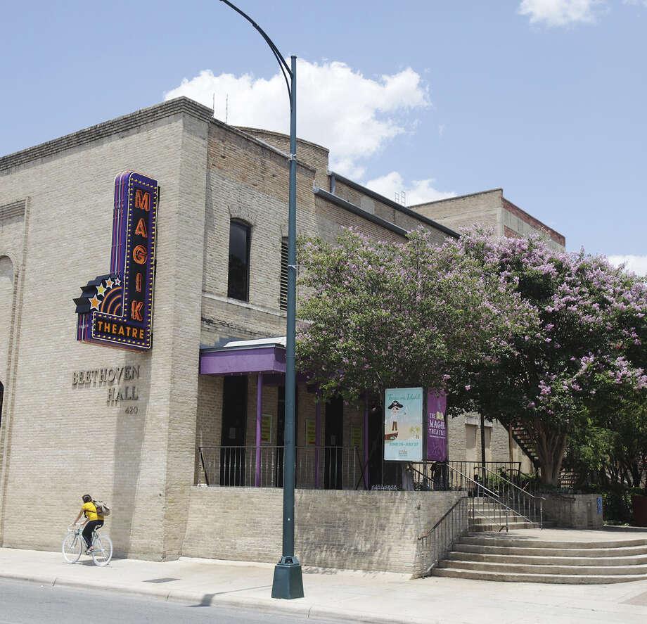 Magik TheatreAddress: 420 S. Alamo St.Online: www.magiktheatre.org Photo: Express-News File Photo / © San Antonio Express-News