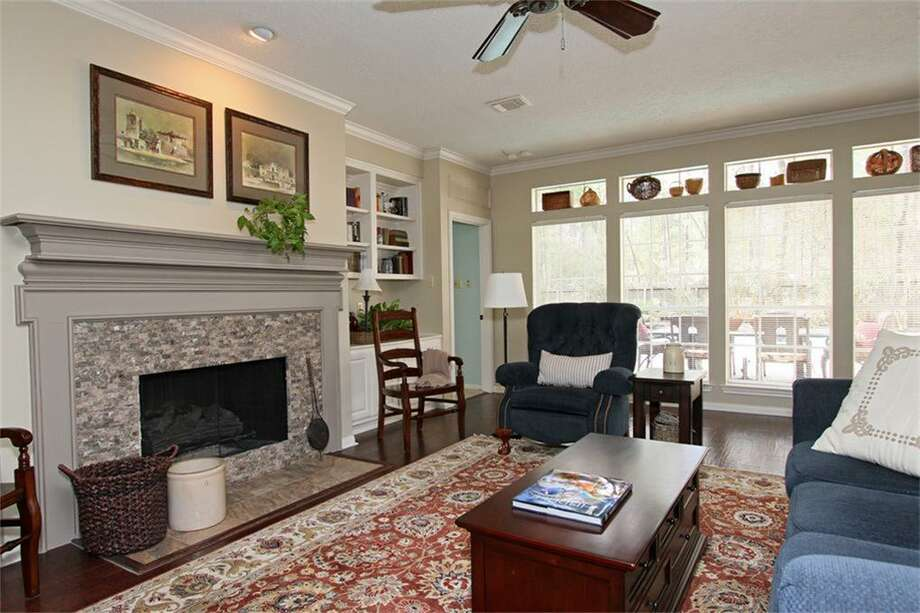 106 Winding Creek: This 1990 home has 4 bedrooms, 3.5 bathrooms, and 3,245 square feet. Listed for $499,000. Open house: 4/6/2014, 1 p.m. to 4 p.m. Photo: Houston Association Of Realtors