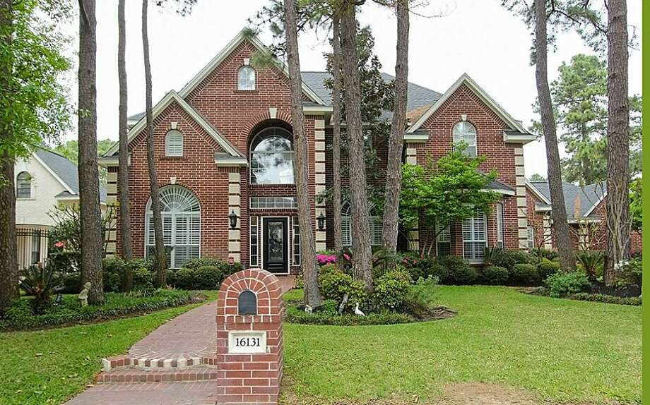 16131 Stewarts Grove: This 1997 home has 5 bedrooms, 3.5 bathrooms, and 4,223 square feet. Listed for $480,000. Open house: 4/6/2014, 2 p.m. to 4 p.m. Photo: Houston Association Of Realtors