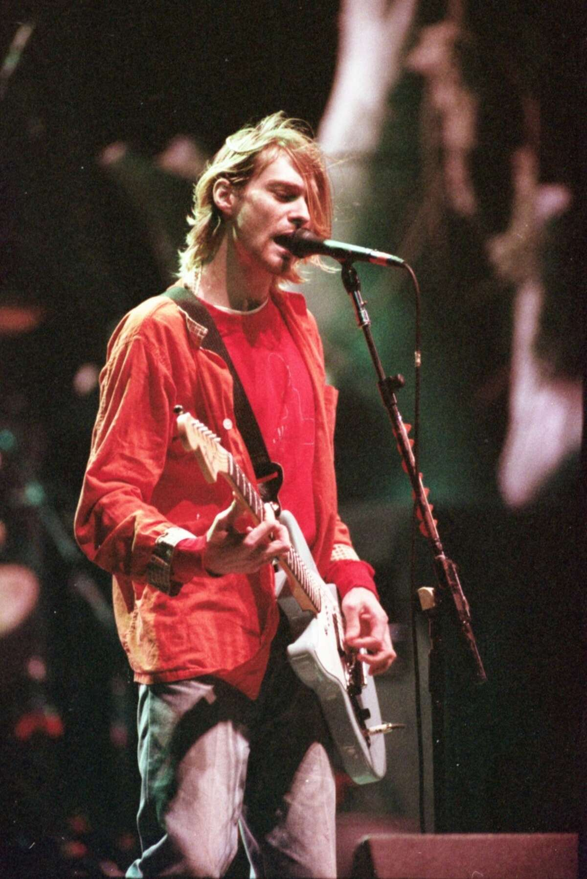 When Nirvana came to Houston... On Dec. 6, 1993, Kurt Cobain and Nirvana cruised through an 80-minute show Monday at the AstroArena.