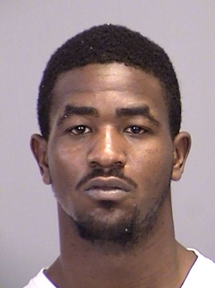 Arrested and charged with Aggravated Kidnapping and Fail to ID Fugitive: Jerry Morris Jr., 23 year old Bryan resident. Photo: Photograph Courtesy Of Brazos County's Judicial Records Search At: Http://justiceweb.co.brazos.tx.us