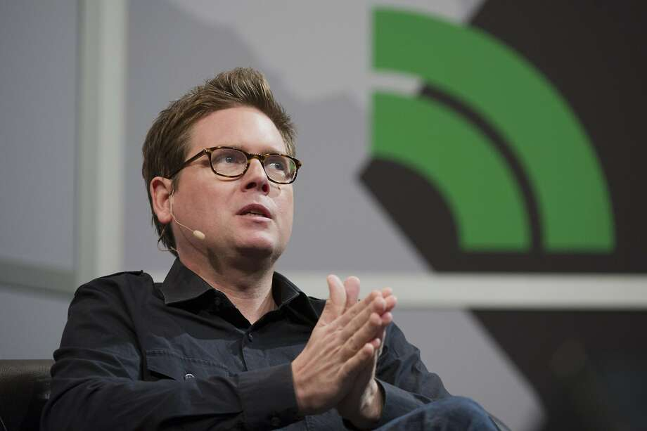 Twitter co-founder Biz Stone will speak at a forum in S.F. Photo: David Paul Morris, Bloomberg