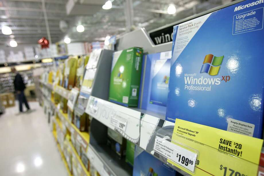 Microsoft says it will stop providing technical support for Windows XP after Tuesday. Photo: Ted S. Warren, AP