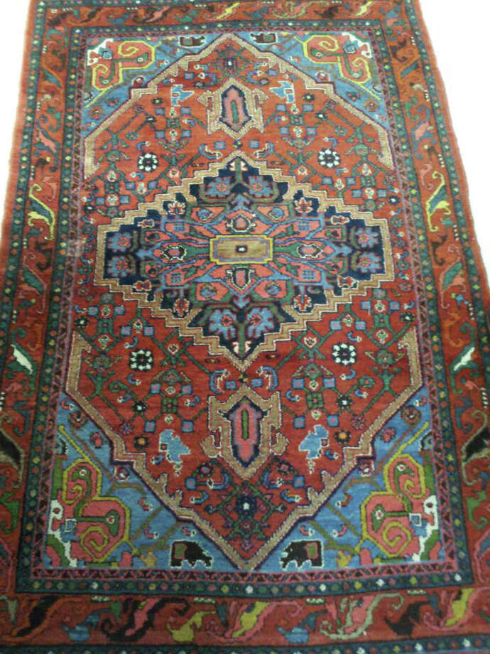 Saturday is the last day of the rug tent event at the Danbury Fair Mall. Find out more.  Photo: Contributed Photo / Greenwich Time Contributed