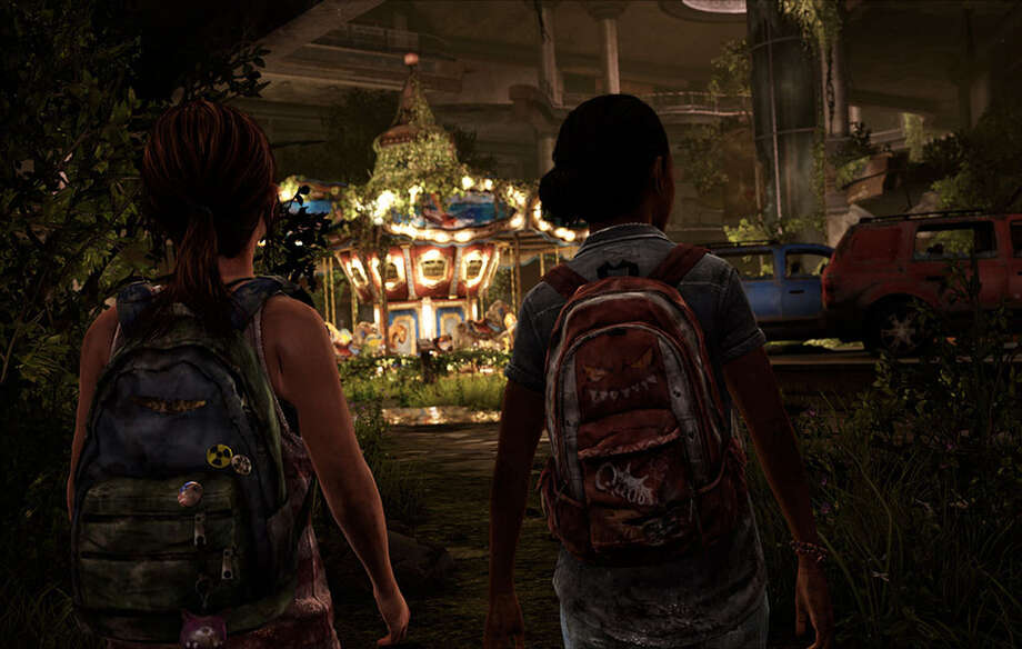 "Combat takes a back seat to exploration and story in ""The Last of Us: Left Behind."" Photo: Courtesy Photo / Sony"
