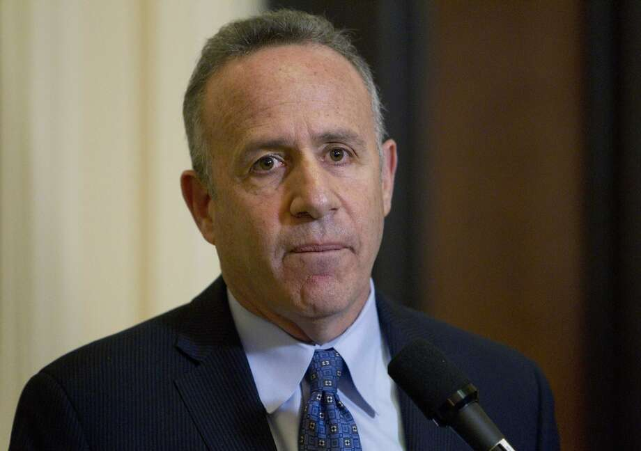 Termed-out Sacramento Democrat Darrell Steinberg, who until October was  chief of the state Senate is raising money for the 2018 lieutenant governor's contest. Photo: Steve Yeater, Associated Press