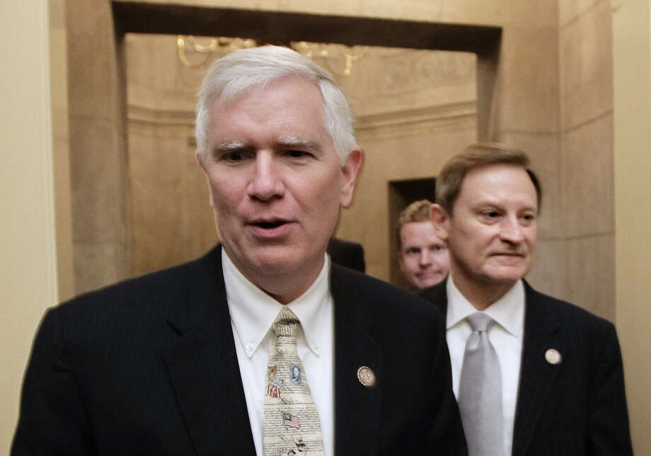 "Rep. Mo Brooks, R-Ala., said ""This is a part of the war on whites that's being launched by the 