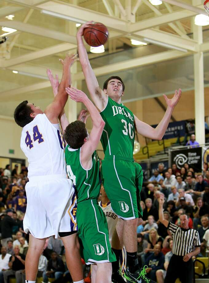 Drake junior Jesse Hunt helped the Pirates reach the Division III state championship game. Photo: Dennis Lee, Max Preps