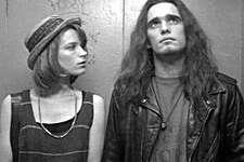 "Movie ""Singles"" with Bridget Fonda and Matt Dillon filmed in Seattle"