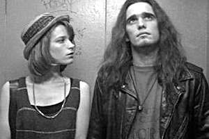 "Movie ""Singles"" with Bridget Fonda and Matt Dillon filmed in Seattle"