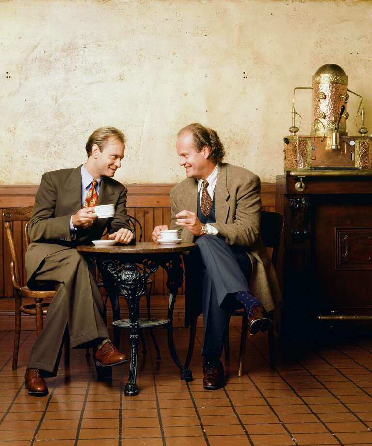 """Frasier,"" on TV from 1993 to 2004, made Seattle seem urbane and sophisticated. Photo: Andrew Eccles/NBC Universal, Getty Images / Gallery"