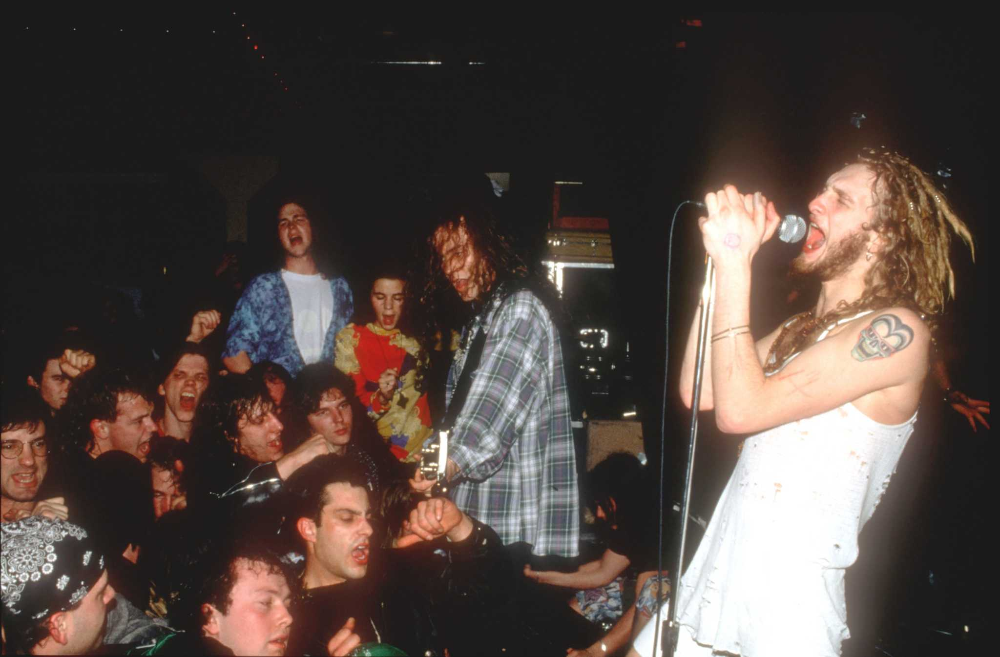 Seattle's El Corazon, site of Pearl Jam's first show, could be demolished