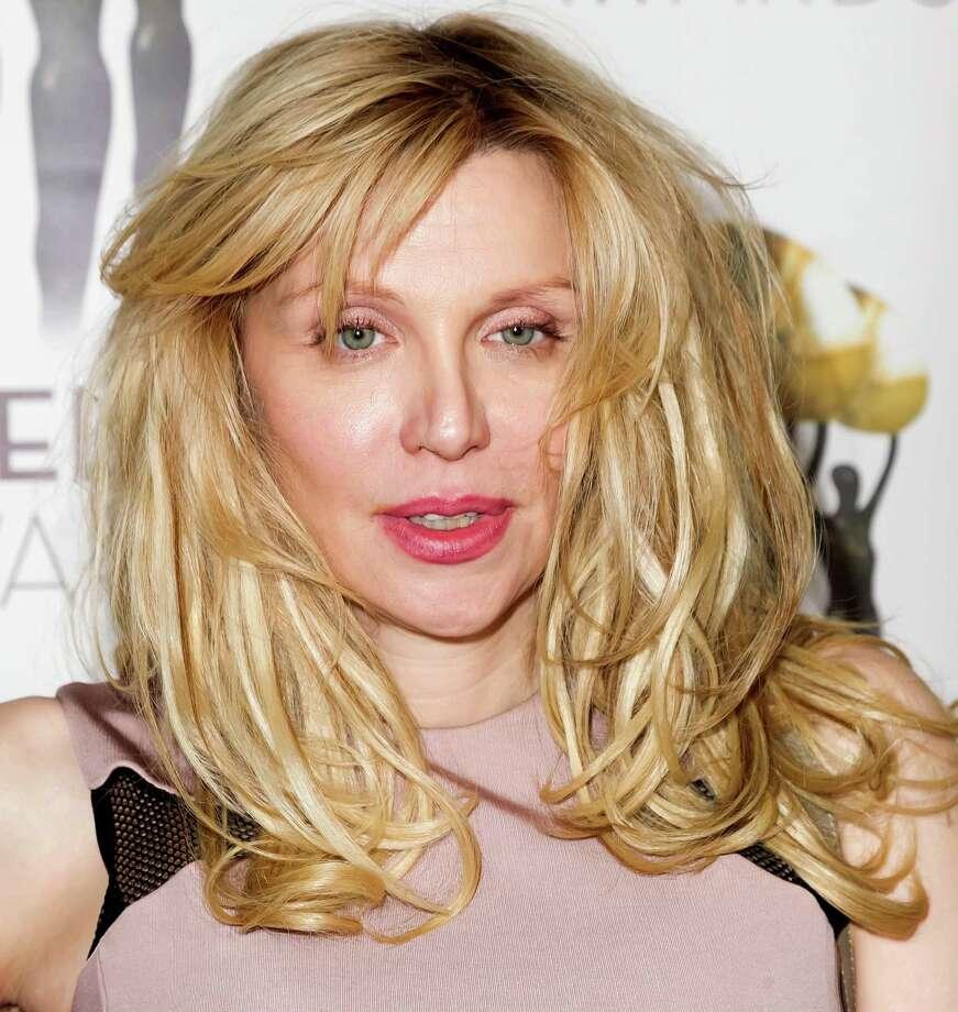 Courtney Love turned 50 on July 9. Photo: Rodrigo Vaz, Getty Images / 2014 Rodrigo Vaz