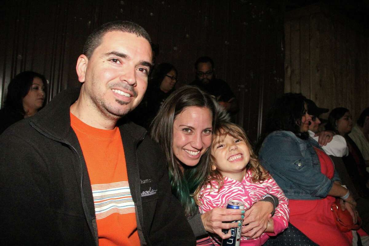 Here are the fans who took in Brown Sabbath and Bombasta at the 2014 Échale! Latino Music Estyles concert.