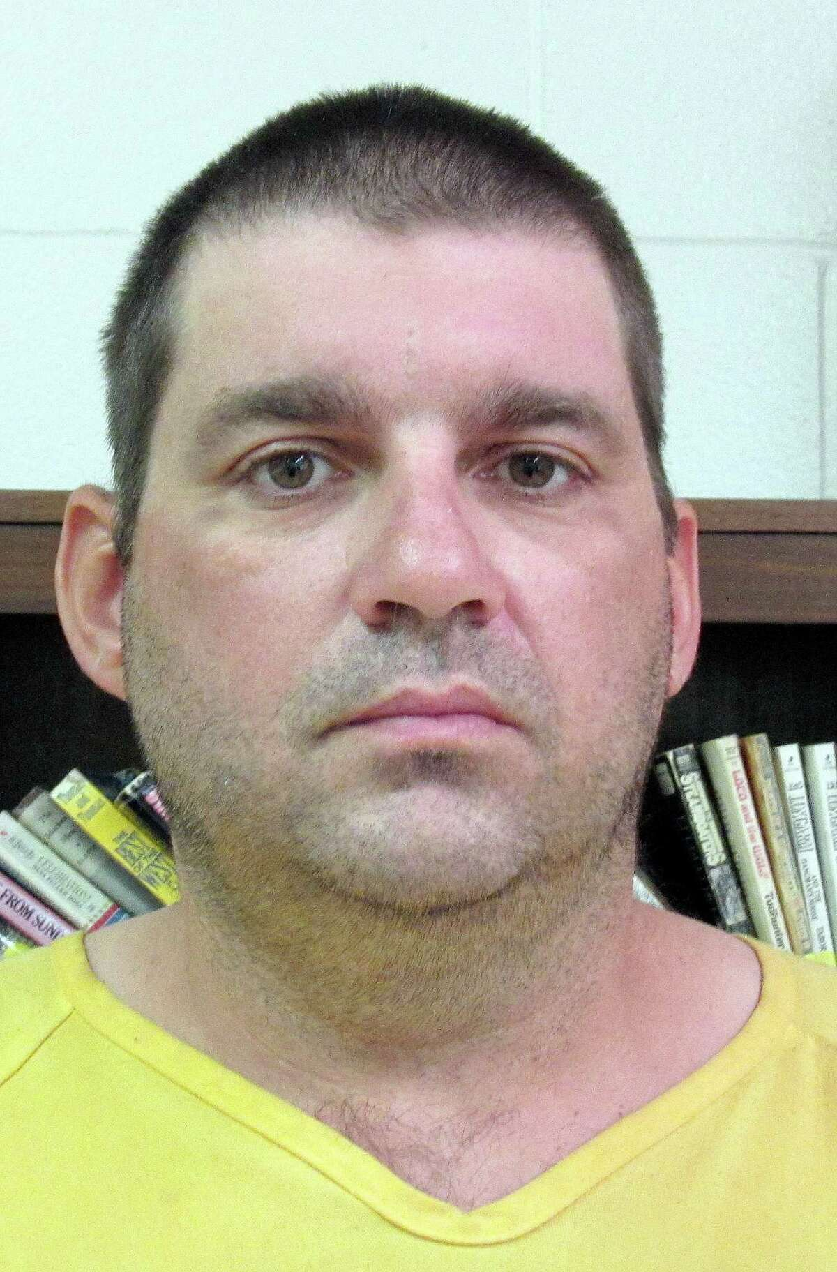 CAPTION: TONY FLINT HAS BEEN CHARGED WITH FIRST-DEGREE MURDER IN THE DEATH OF HIS FRIEND GLENN FELTS PHOTO COURTESY OF BIG BEND SENTINEL