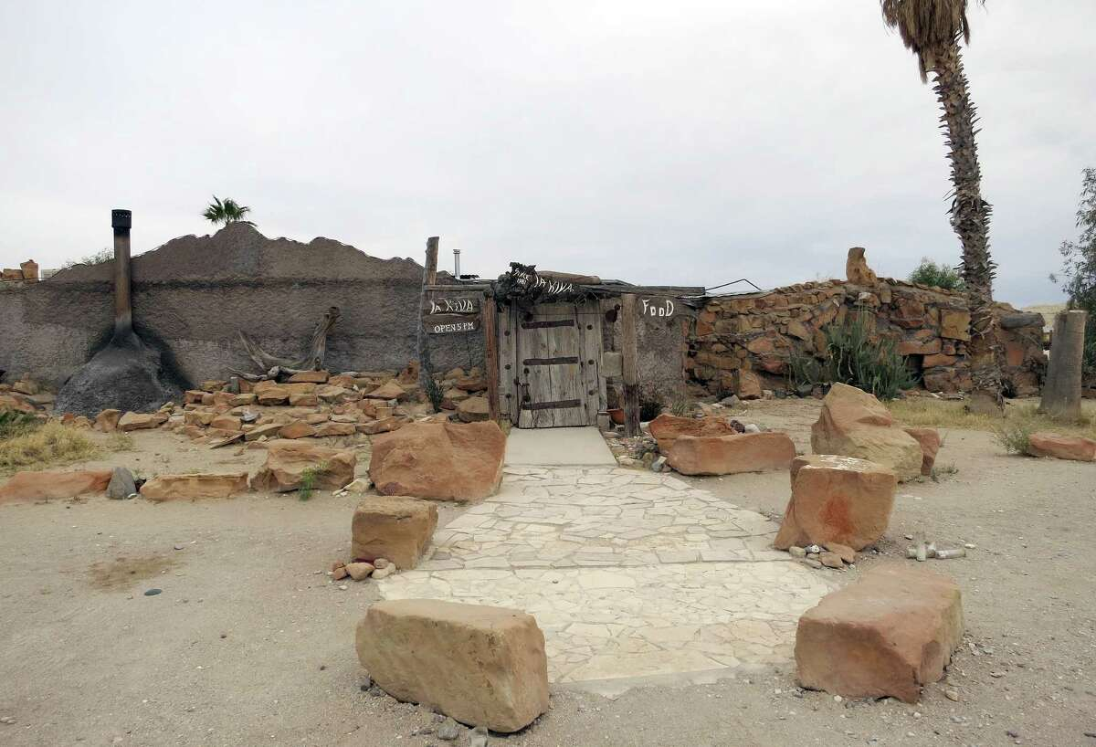 """The La Kiva Bar is closed. Terlingua locals don't know whether their """"living room"""" will ever reopen."""