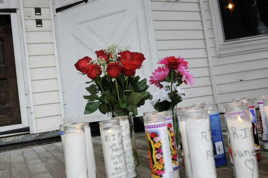 Remembrance of Vanessa Milligan on Saturday, April 5, 2014, in Troy, N.Y. (Cindy Schultz / Times Union) Photo: Cindy Schultz / 00026388A