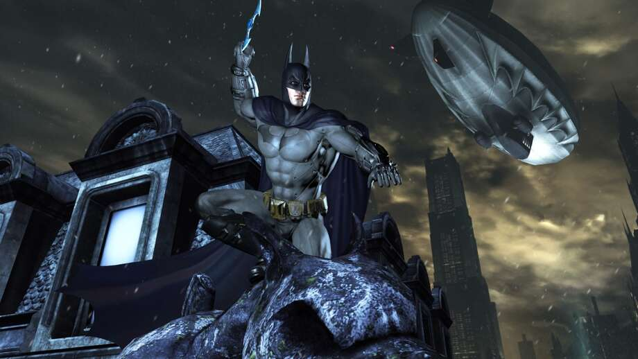 Batman: Arkham City Photo: Courtesy