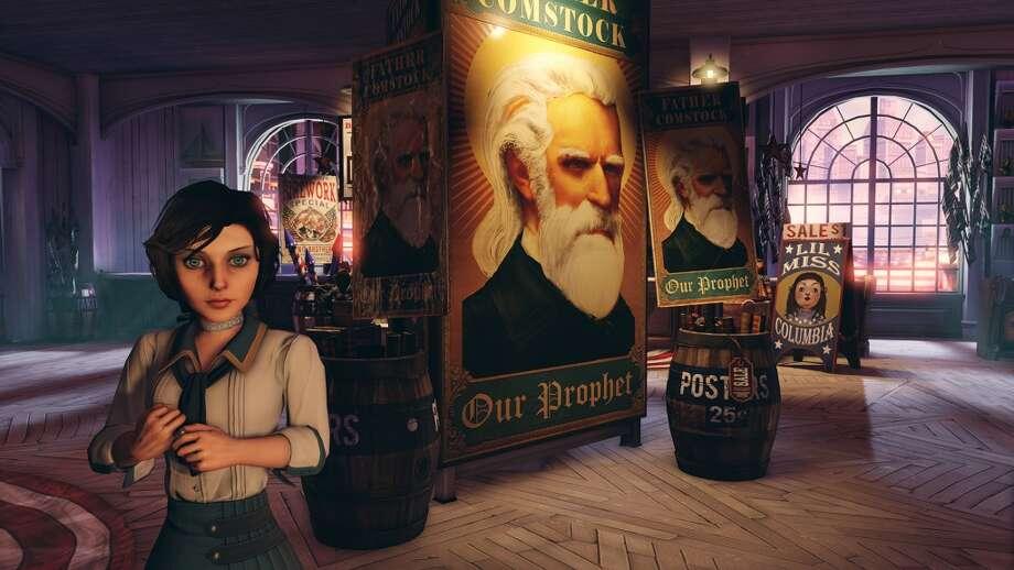 BioShock Infinite Photo: Courtesy