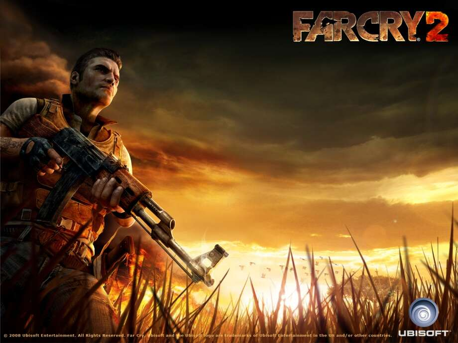 Far Cry 2 Photo: Courtesy