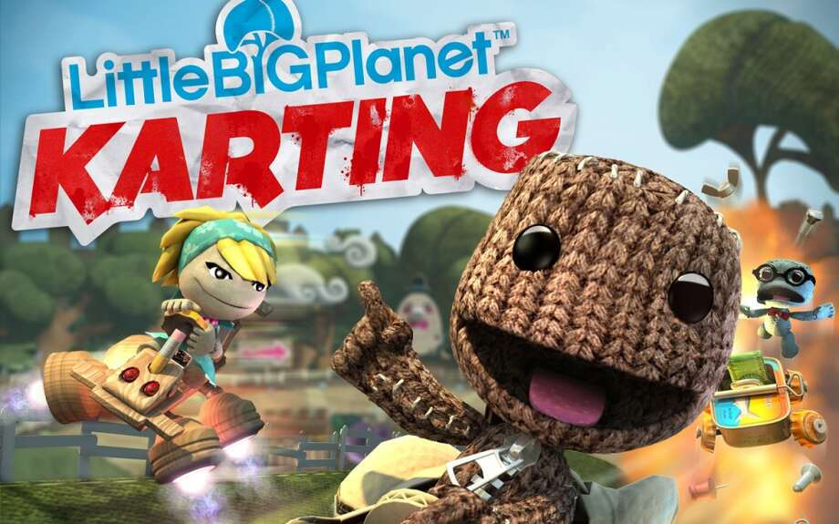 LittleBigPlanet: Karting Photo: Courtesy