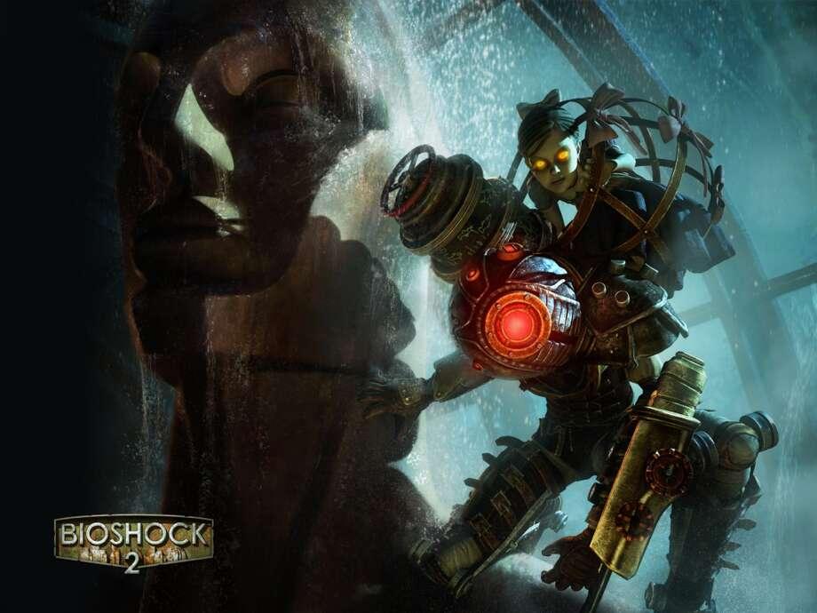BioShock 2 Photo: Courtesy