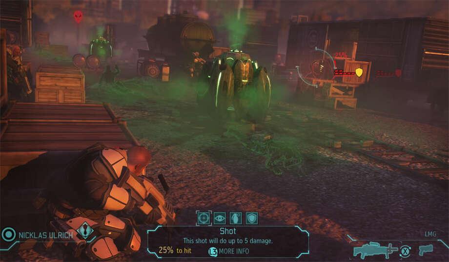 XCOM: Enemy Unknown Photo: Courtesy
