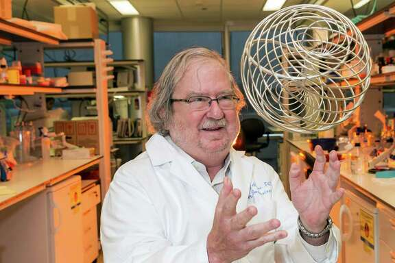 M.D. Anderson researcher Jim Allison's work on cancer immunotherapy earned him the 2014 Breakthrough Prize in Life Sciences, and $3 million.