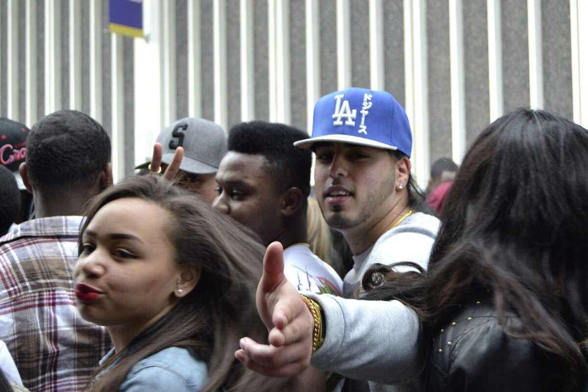 Were you Seen at UAlbany Student Association's Parkfest with J.Cole and Future at SEFCU Arena in Albany on Saturday, April 5, 2014?