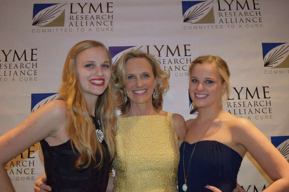 The Time for Lyme Gala at the Hyatt Regency Ballroom in Old Greenwich on  April 5, 2014 was a star studded evening. Lyme Research Alliance  sponsored the event bringing together many facets of the community.   Gretchen Carlson from Fox News was the Emcee. Tony and Emmy winner Jane  Alexander was at the VIP reception with Honored Guest basketball star  Elena Delle Donne.More photos from this event Photo: Todd Tracy / Hearst Connecticut Media Group