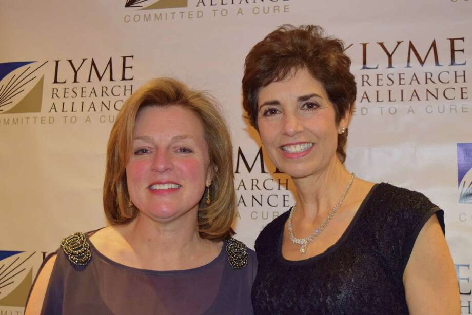 The Time for Lyme Gala in Old Greenwich 4/5/2014 was a star studded evening. Lyme Research Alliance sponsored the event bringing together many facets of the community.  Gretchen Carlson from Fox News was the Emcee. Tony and Emmy winner Jane Alexander was at the VIP reception with Honored Guest basket ball star Elena Delle Donne. Were you SEEN Saturday Night at the Hyatt Regency Ballroom? Photo: Todd Tracy / Hearst Connecticut Media Group