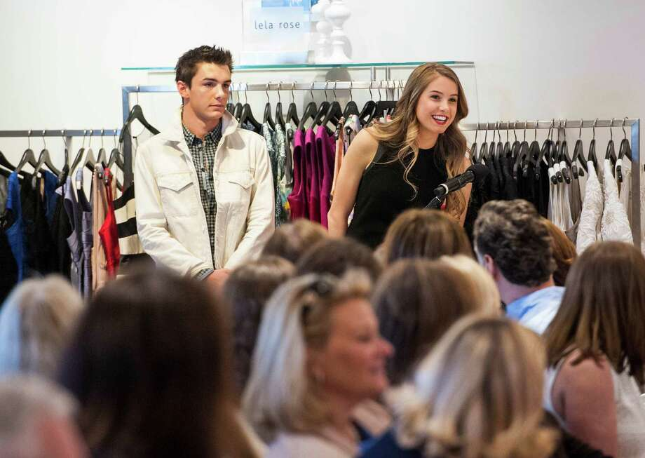 10th Annual Juniors Fashion Show to raise funds for the Breast Cancer Alliance organization, held at Mitchells/Richards, Greenwich, CT on Sunday, April, 6th, 2014. Photo: Mark Conrad / Connecticut Post Freelance