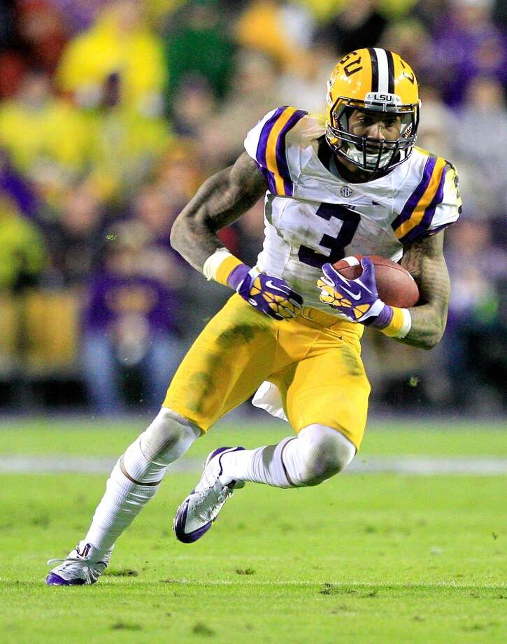 23. Kansas City: Odell Beckham Jr., WR, LSU.  Another LSU receiver who provides a complement to Dwayne Bowe.  Mock 1: Beckham Jr. Photo: Sean Gardner, Getty Images
