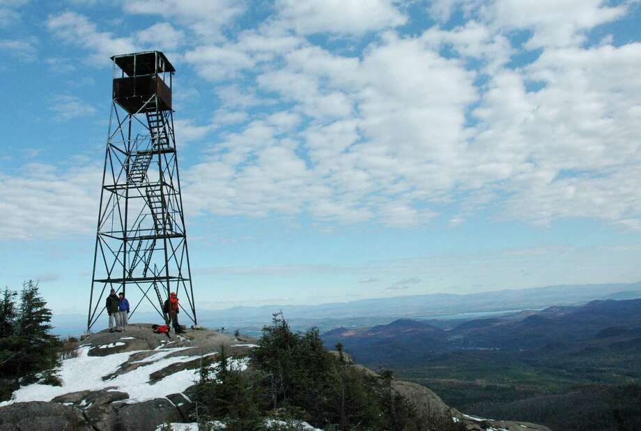 Exploring the Adirondack Park was recently listed by U.S. News and World Report one of '50 American Adventures in 50 States.' Click through the slideshow to see a few of the other recommended adventures and see the full list here. Photo: Mary Esch / AP