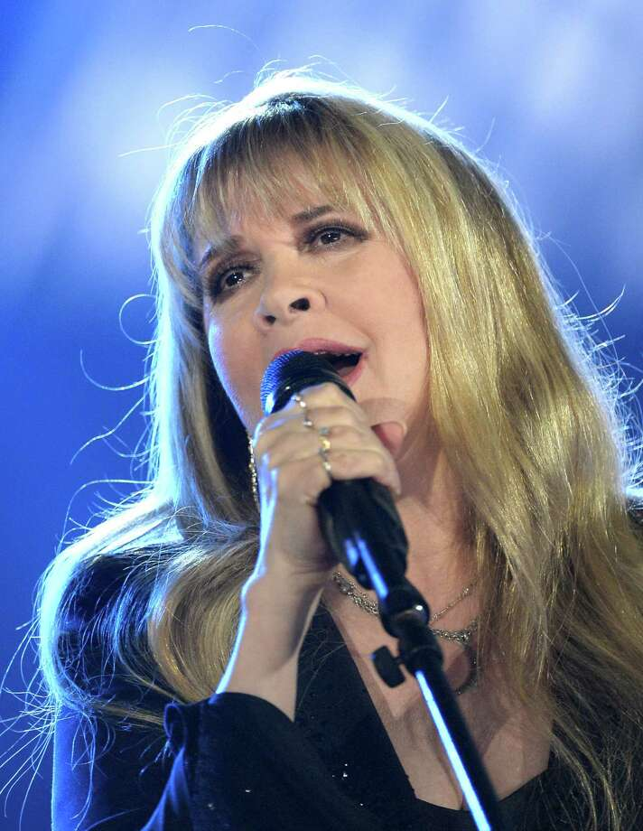 LAS VEGAS, NV - APRIL 06:  Singer Stevie Nicks performs onstage during the 49th Annual Academy Of Country Music Awards at the MGM Grand Garden Arena on April 6, 2014 in Las Vegas, Nevada. Photo: Ethan Miller, Getty Images / 2014 Getty Images
