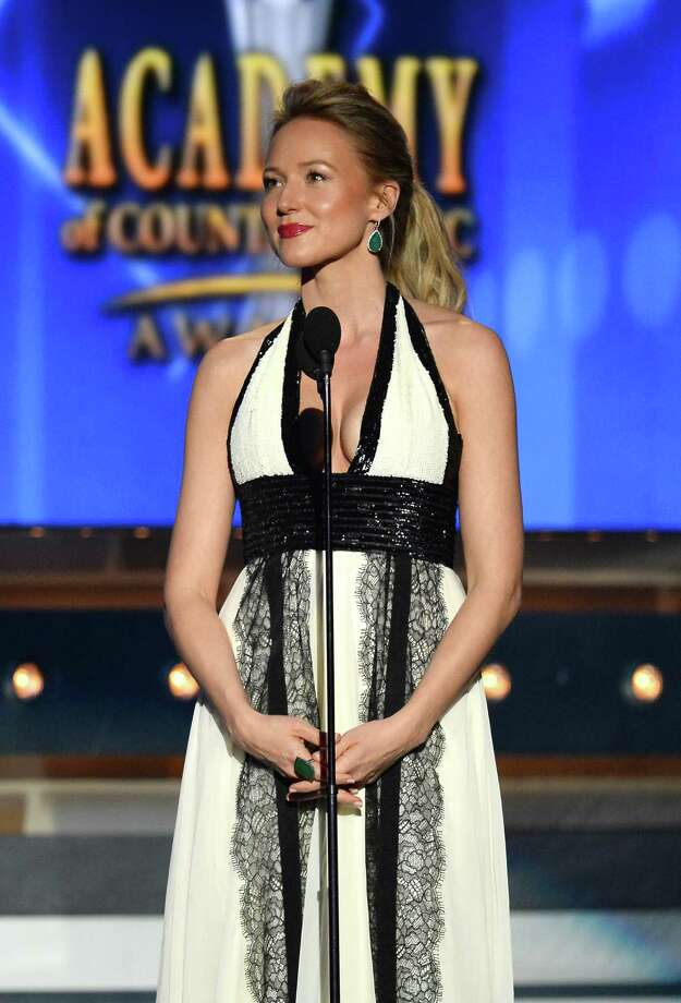 LAS VEGAS, NV - APRIL 06:  Singer Jewel speaks onstage during the 49th Annual Academy Of Country Music Awards at the MGM Grand Garden Arena on April 6, 2014 in Las Vegas, Nevada. Photo: Ethan Miller, Getty Images / 2014 Getty Images